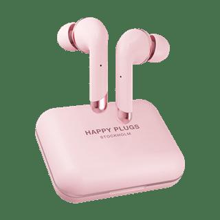 Happy Plugs Air1 Plus Pink Gold In Ear True Wireless Bluetooth Earphones