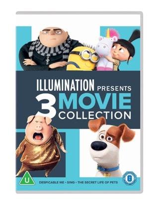 Illumination Presents: 3-movie Collection