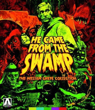 He Came from the Swamp - The William Grefe Collection