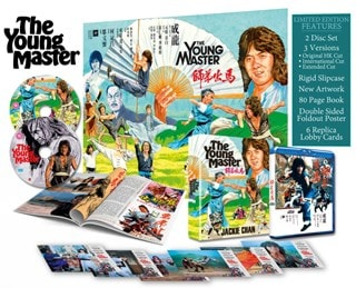 The Young Master: Deluxe Limited Edition