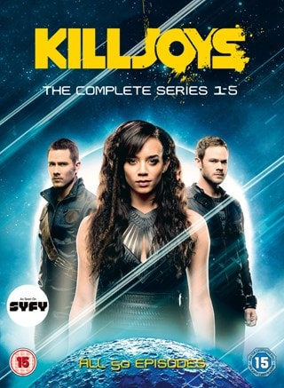 Killjoys: Seasons One - Five