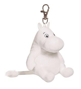 Moomin Plush Keyring