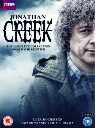 Jonathan Creek: The Complete Colletion