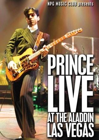 Prince: Live at the Aladdin, Las Vegas