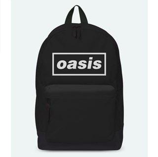 Oasis Black Backpack
