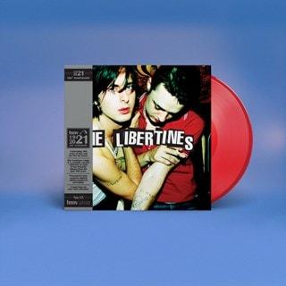 The Libertines (hmv Exclusive) the 1921 Centenary Edition Transparent Red Vinyl