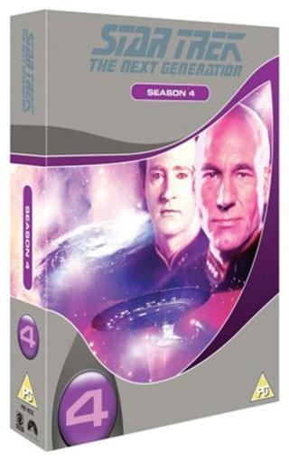 Star Trek the Next Generation: The Complete Season 4
