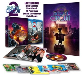 Short Circuit 2 Limited Collector's Edition