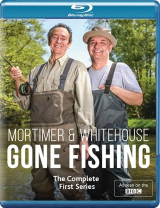 Mortimer & Whitehouse - Gone Fishing: The Complete First Series
