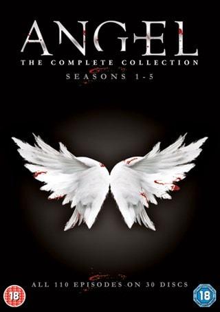 Angel: Seasons 1-5