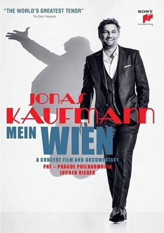 Jonas Kaufmann: My Vienna