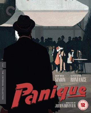 Panique - The Criterion Collection
