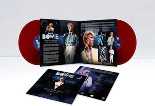 The Very Best of David Bowie: Live at the Montreal Forum 1983 - Serious Moonlight Tour