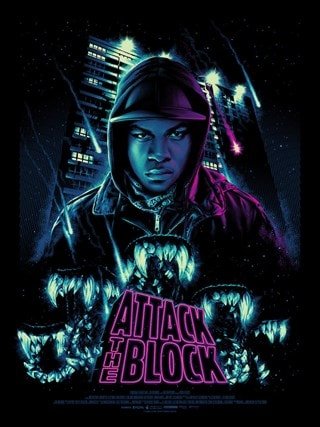 Attack The Block: Tracie Ching Movie Poster