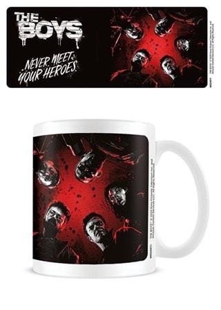 The Boys: Encircled Mug