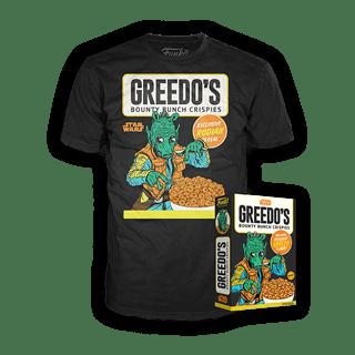 Greedo's: Star Wars Funko Cereal Box Tee