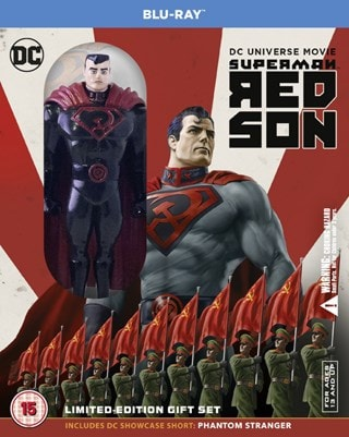 Superman: Red Son Limited Edition Minifig