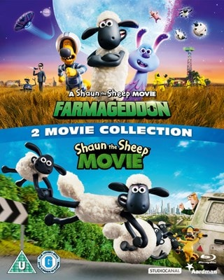 Shaun the Sheep: 2 Movie Collection