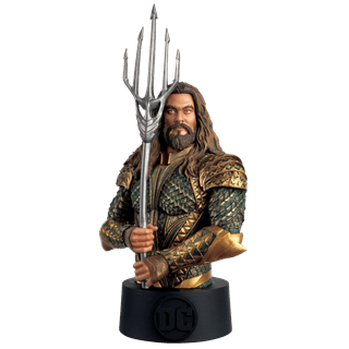 Aquaman Bust: Justice League: DC Hero Collector