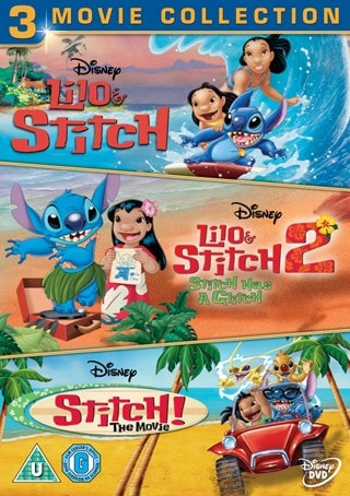 Lilo and Stitch/Lilo and Stitch 2/Stitch! The Movie