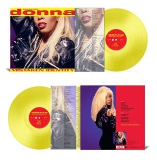 Mistaken Identity - Translucent Yellow Vinyl