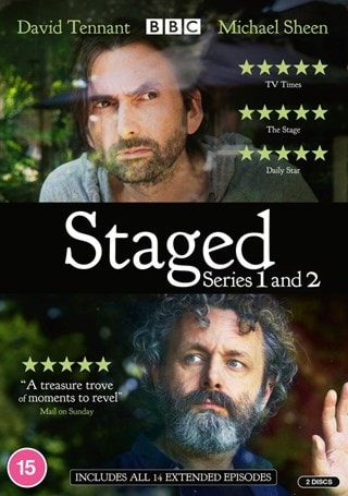 Staged: Series 1 & 2