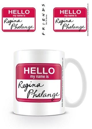 FRIENDS: REGINA PHALANGE