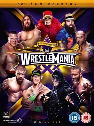 WWE: WrestleMania 30
