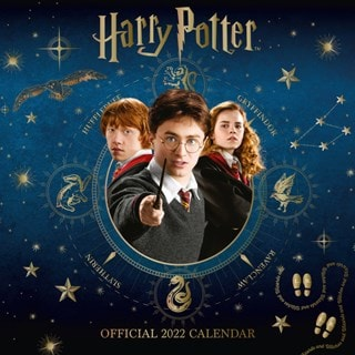Harry Potter Square 2022 Calendar