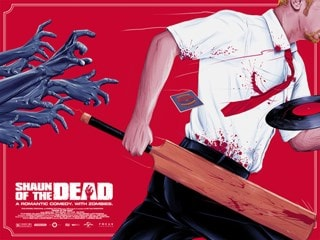 Shaun Of The Dead: Doaly Movie Poster