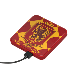 Tribe Harry Potter Gryffindor 4000mAh Light Up Power Bank