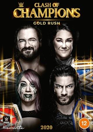 WWE: Clash of Champions 2020