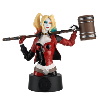 Harley Quinn Bust: DC Hero Collector