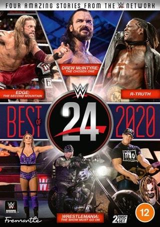 WWE: WWE24 - The Best of 2020