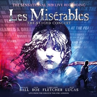 Les Miserables: The Staged Concert: The Sensational 2020 Live Recording