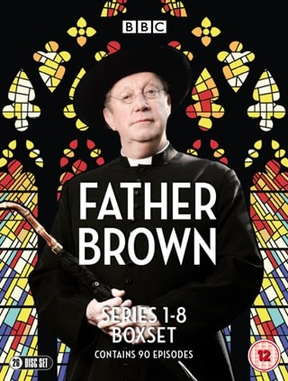 Father Brown: Series 1 - 8