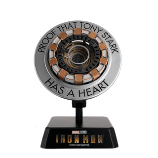 Iron Man: Arc Reactor Marvel Hero Collector Figurine