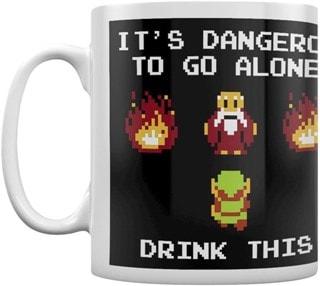 The Legend of Zelda: Drink This Mug