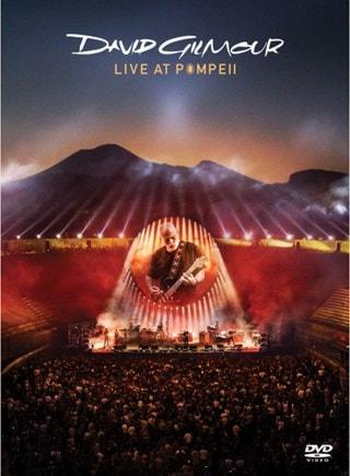 David Gilmour: Live at Pompeii 2017