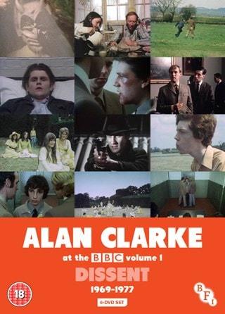 Alan Clarke at the BBC: Volume 1 - Dissent 1969-1977