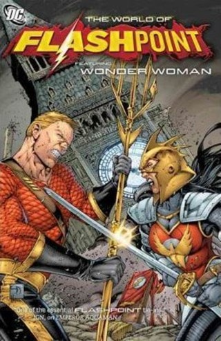 Flashpoint: World Of Flashpoint: Wonder Woman