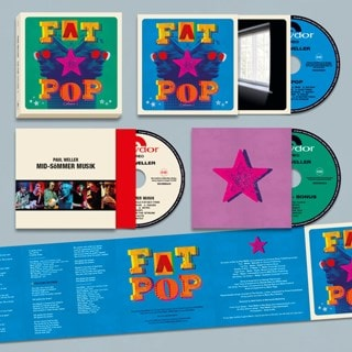 Fat Pop Deluxe Edition