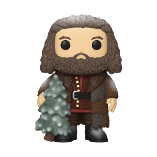 "Rubeus Hagrid (126) Harry Potter 6"" Holiday Pop Vinyl"