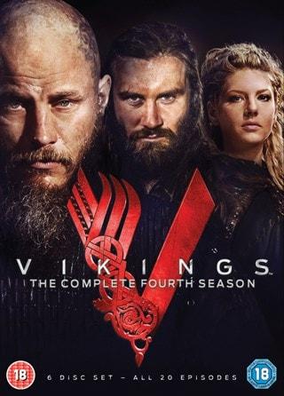 Vikings: The Complete Fourth Season