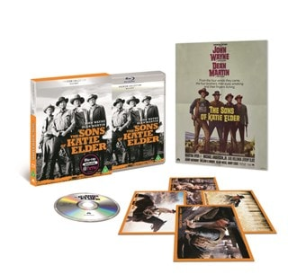 The Sons of Katie Elder (hmv Exclusive) - The Premium Collection