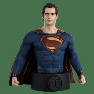 Superman Bust: Man Of Steel: DC Hero Collector