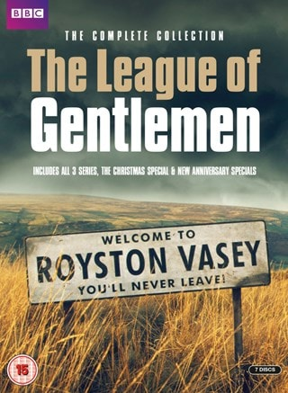 The League of Gentlemen: The Complete Collection