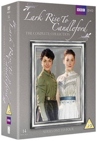Lark Rise to Candleford: Series 1-4