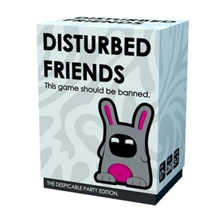 Disturbed Friends: The Despicable Party Edition