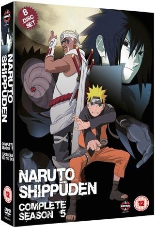 Naruto - Shippuden: Complete Series 5